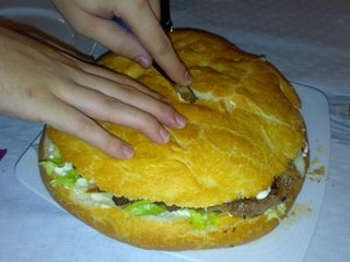 Crazy Horse Burger