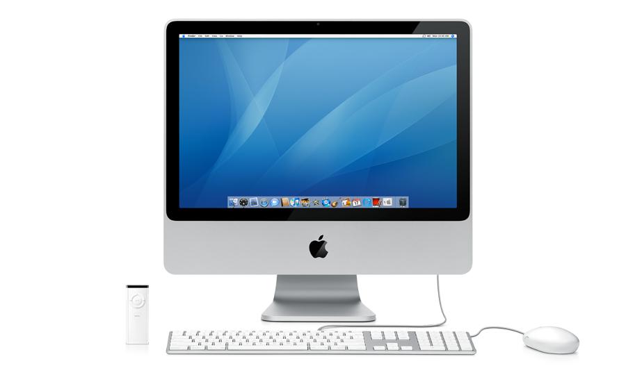 iMac 7 d'agost de 2007