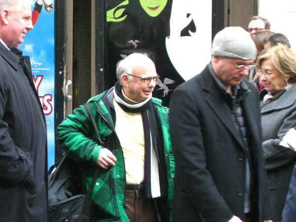 NYC Wicked: Vizzini!